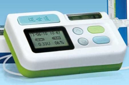 迈世通胰岛素泵使用的简单介绍
