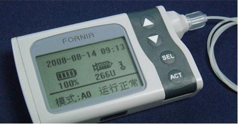 了解胰岛素泵使用方法才能更好的发挥作用